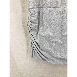 CAbi Dresses - Cabi Tank Dress Ruched Everyday Layering Dress